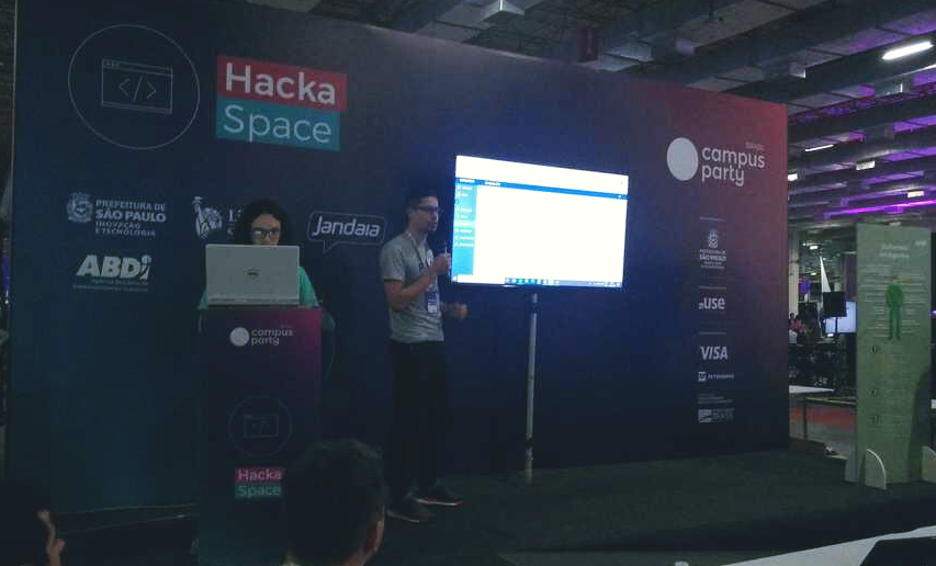 """Tainacan vence """"The Big Hackathon"""" na 12º Campus Party Brasil"""