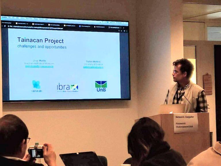 Tainacan representa Brasil na World Digital Library Conference