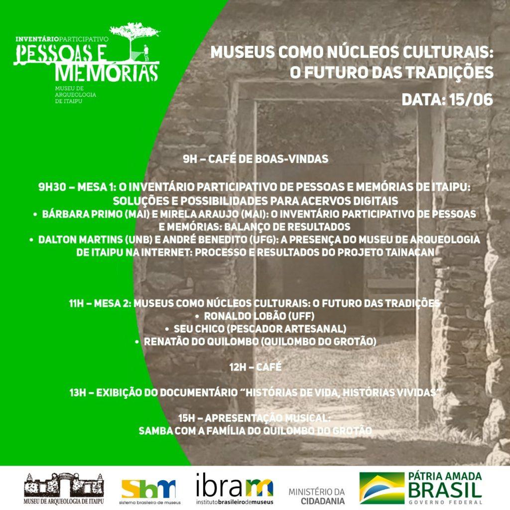 Museu de Arqueologia de Itaipu publica seu acervo digital no Tainacan